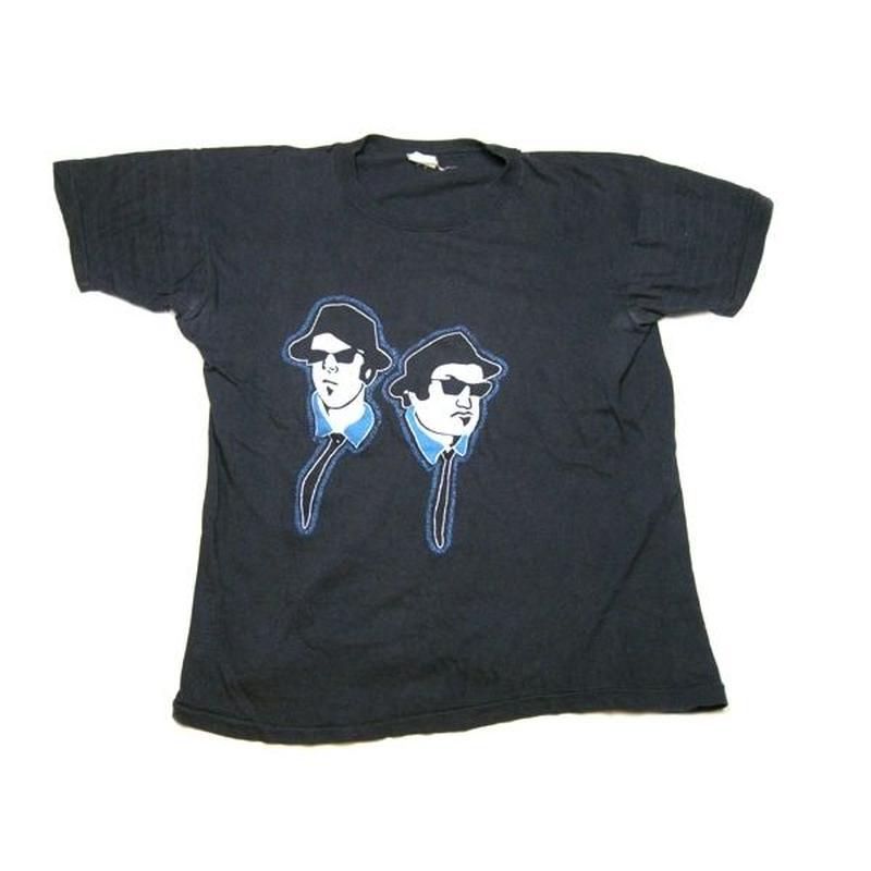 【ブルースブラザーズ】 パキ綿 Tシャツ Lサイズ 超稀少