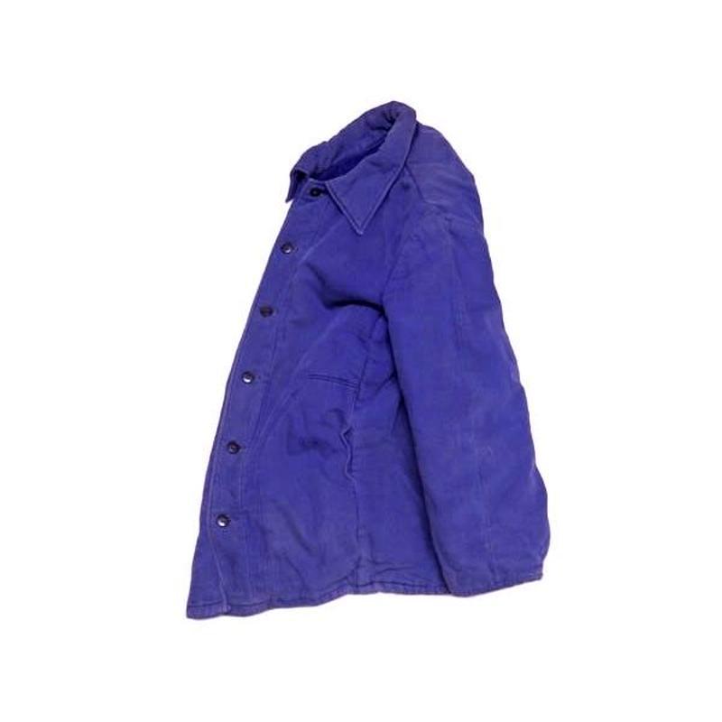 【ヨーロッパ古着】 中綿入り ワークジャケット 雰囲気◎