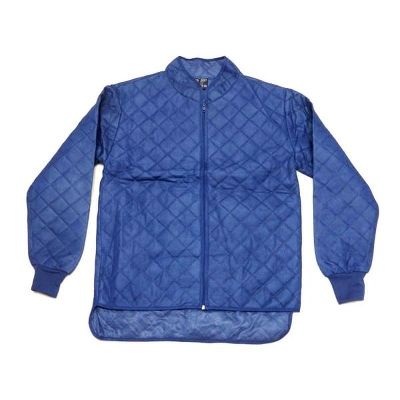 【デンマーク軍】 薄手キルティング地 ライナージャケット Sサイズ デッドストック