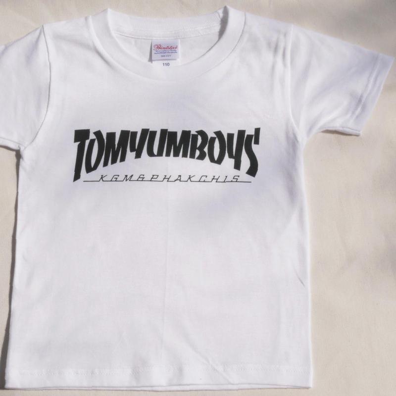 TOMYUMBOYS KIDS TEE '19