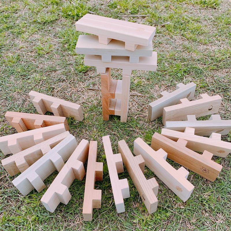 もりのゲッター (5樹種×4)20個セット