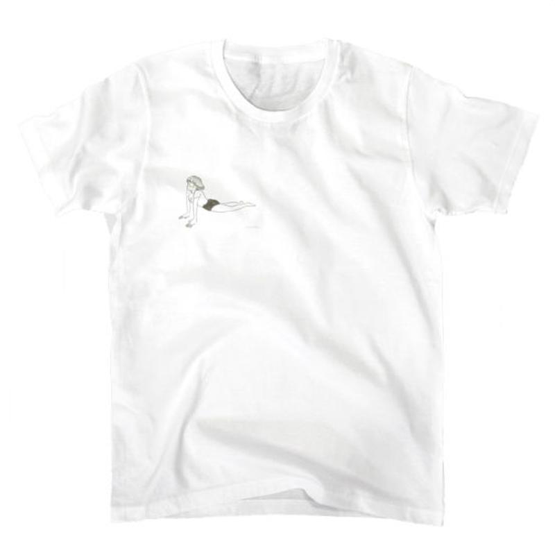 """たなかみさき""""はいきん""""Tシャツ"""