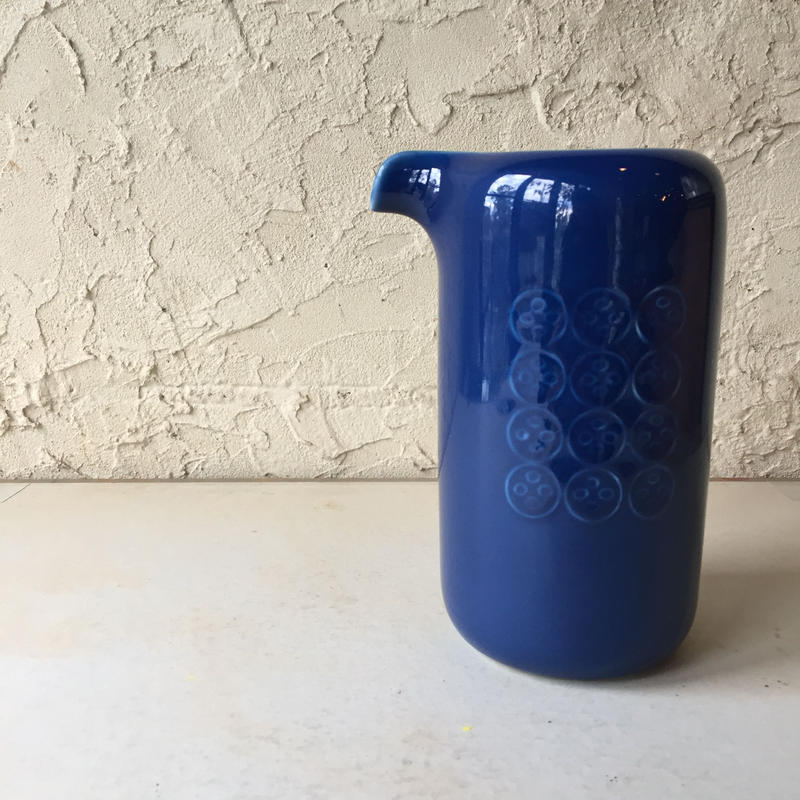 白山陶器 丸紋  ウォーターピッチャー  デッドストック ヴィンテージ(絶版品)
