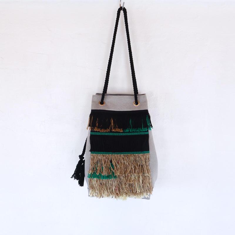 hairy bag(ブラック・ブラウン)