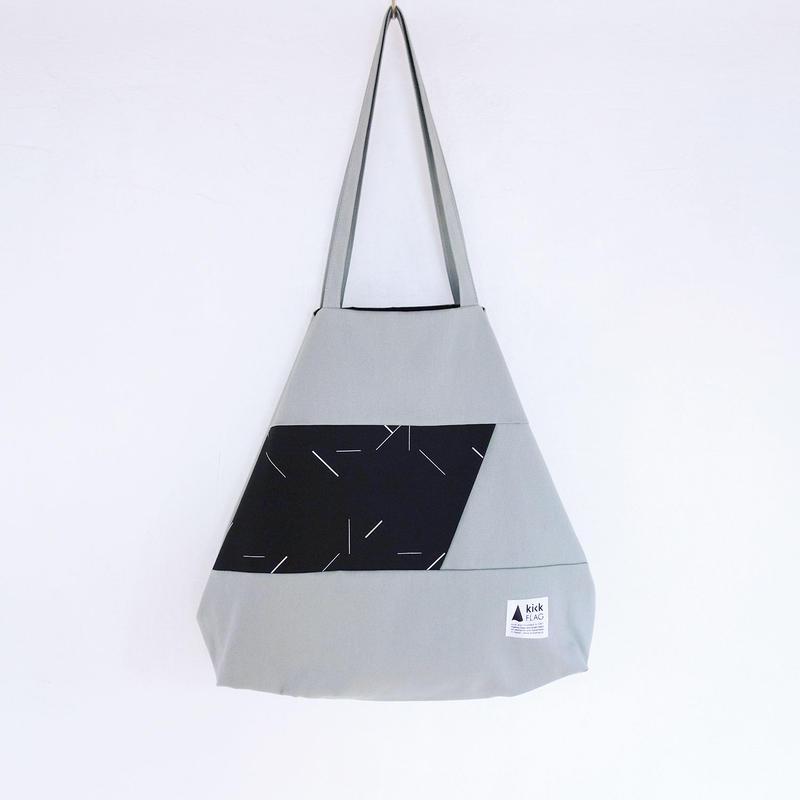flag bag(グリーングレー)