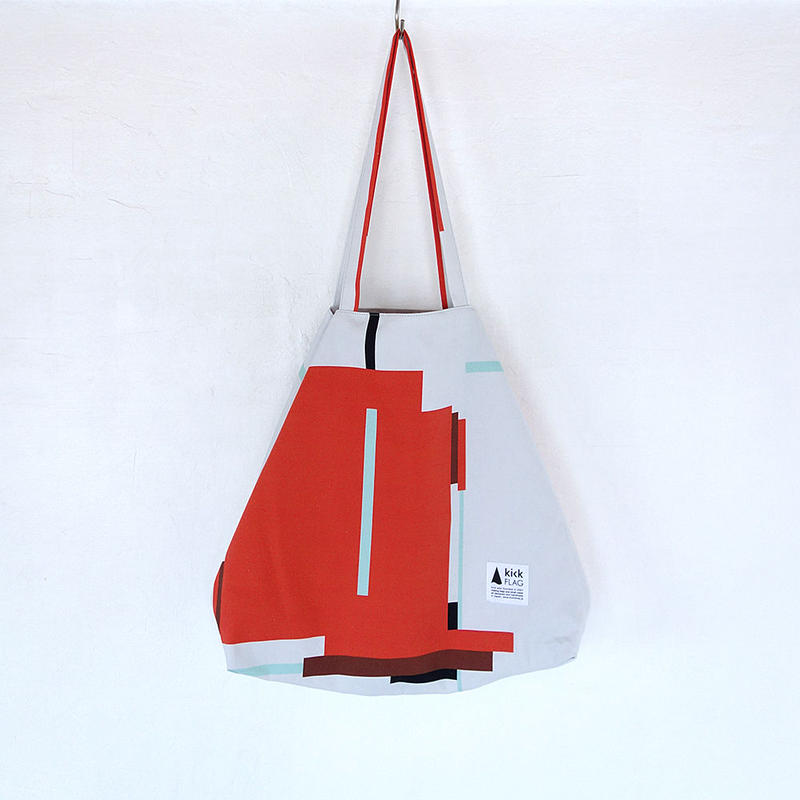 flag bag(Interval:レッド)