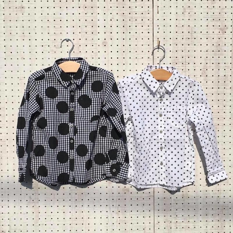 オケージョンBOYSシャツ/Caldia'19春/A10500