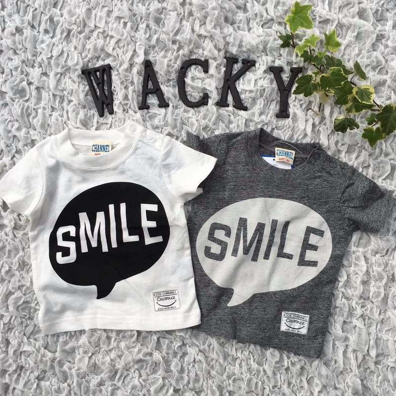 SMILE T/CHANNEL'19SS/9211