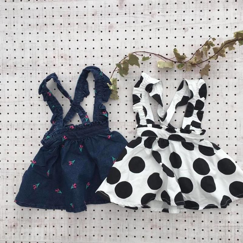 2柄サス付スカート/Caldia'19SS/A10335