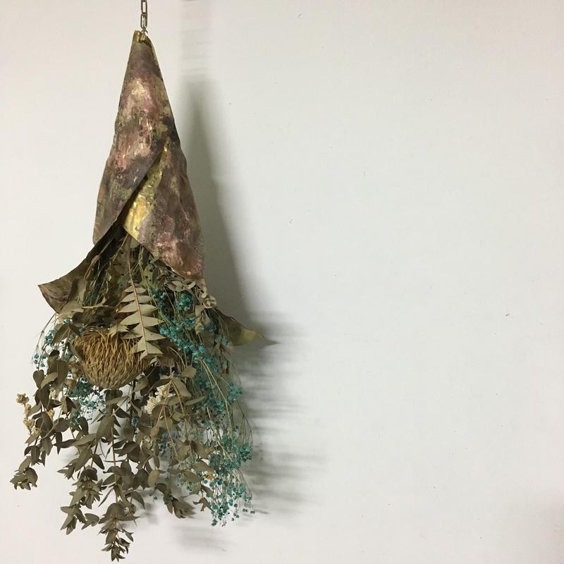 Vase for dry flower