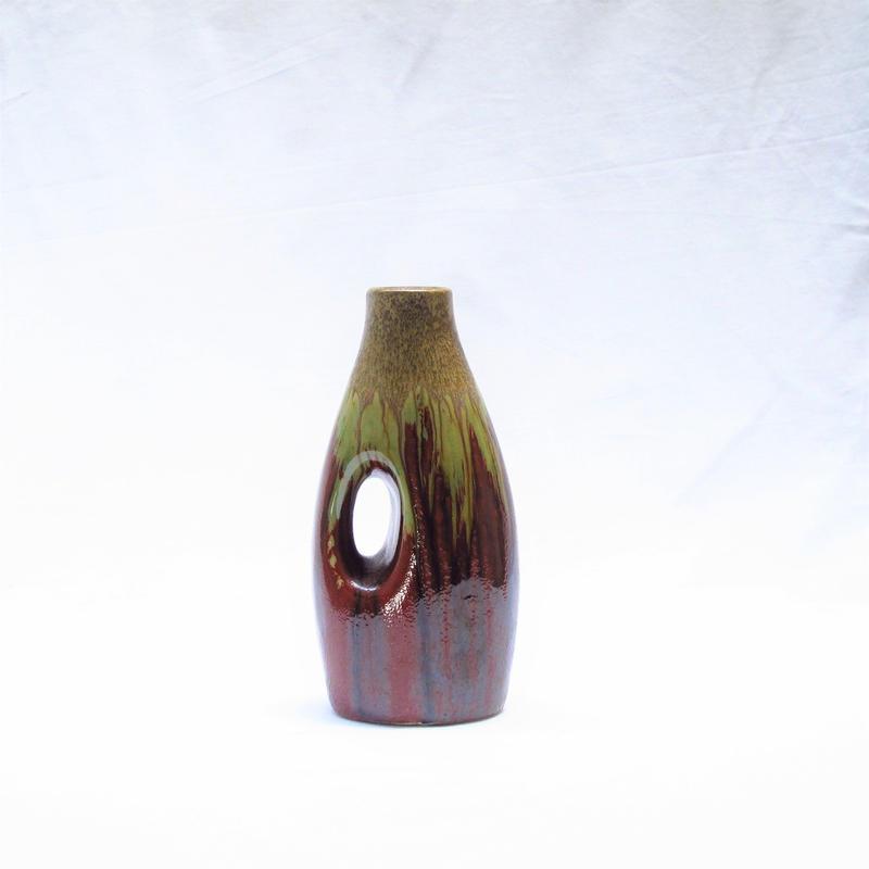 Fat Lava Flower vase