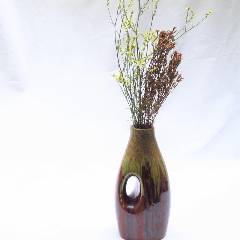 Fat Lava Flower vase