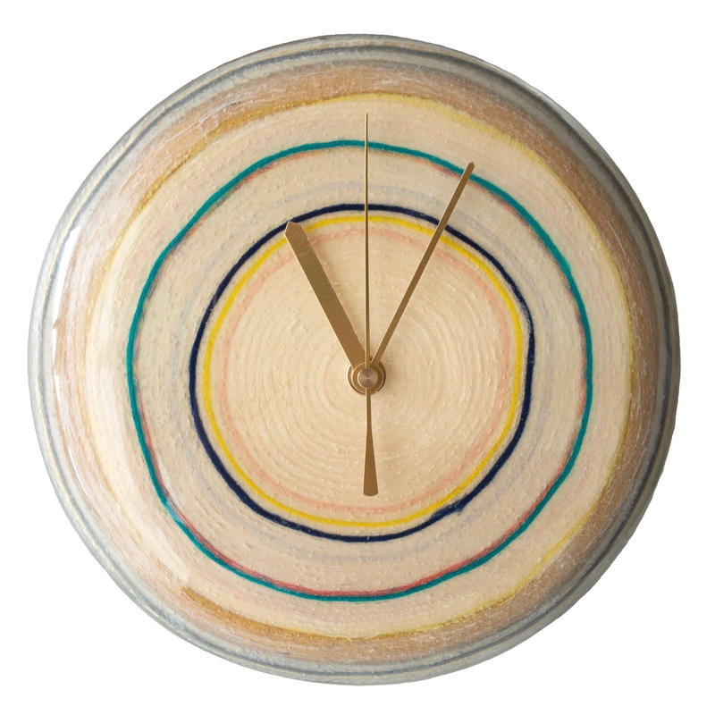 hi-dutch x Pacifica Collectives Clock / Ripple1