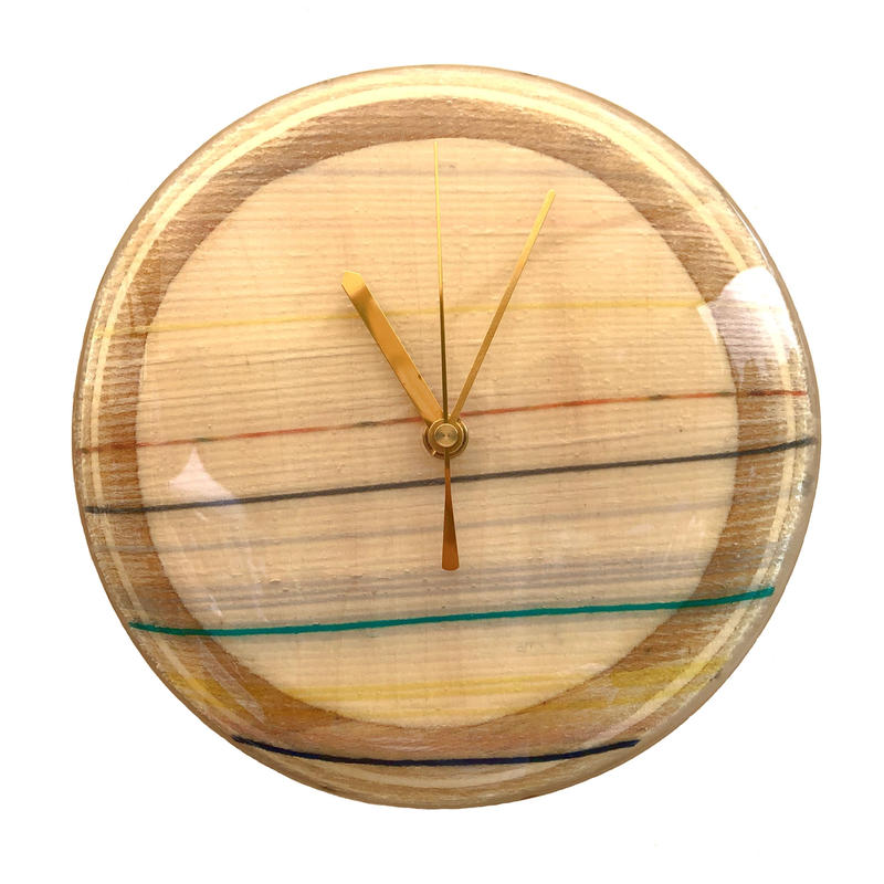 hi-dutch x Pacifica Collectives Clock / border2