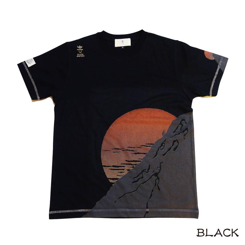 山Tシャツ KJ91002