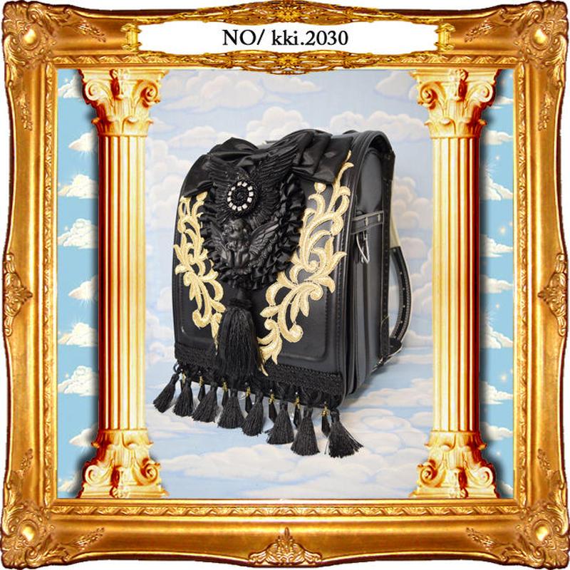 kki.2030 暗黒の天使カスタムランドセル。
