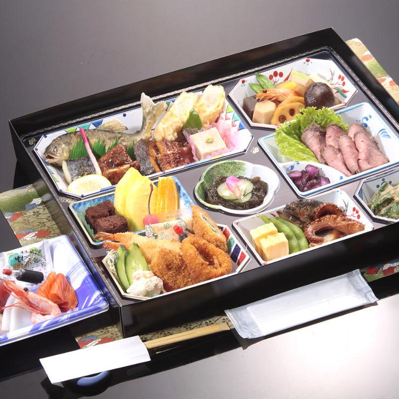 割子法事料理「牡丹(ぼたん)」