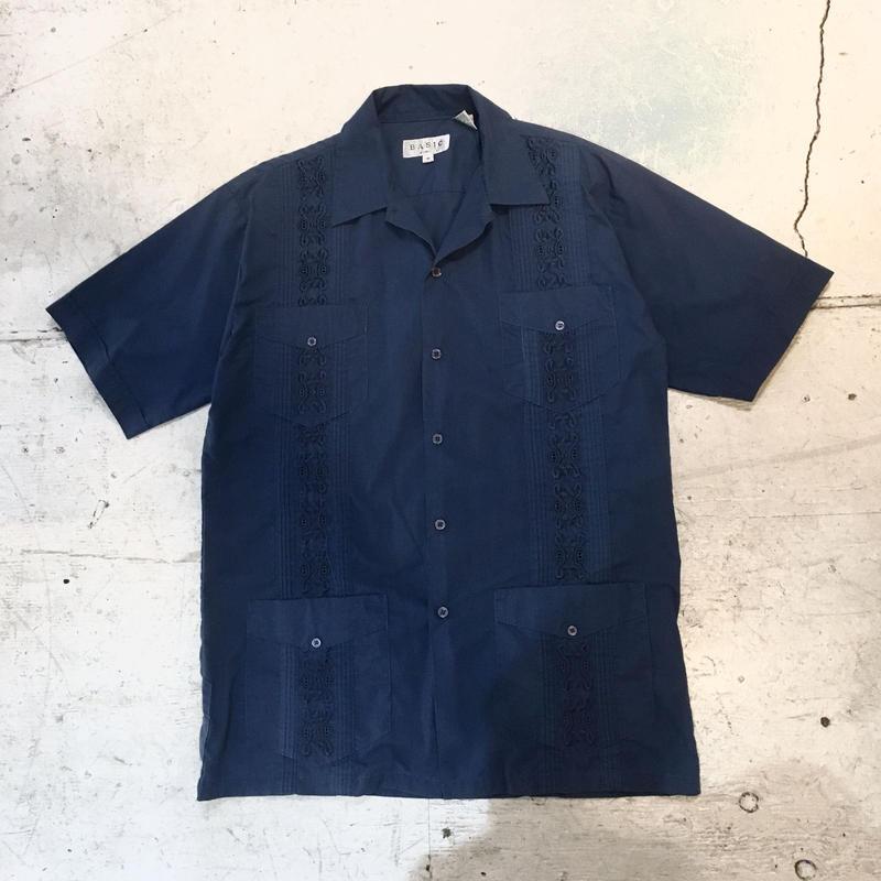 S/S キューバシャツ