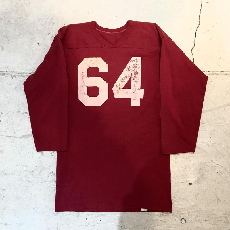 ⦅RUSSELL⦆70〜80s フットボールTシャツ