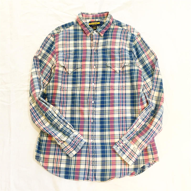 ''RUGBY'' Western Shirts