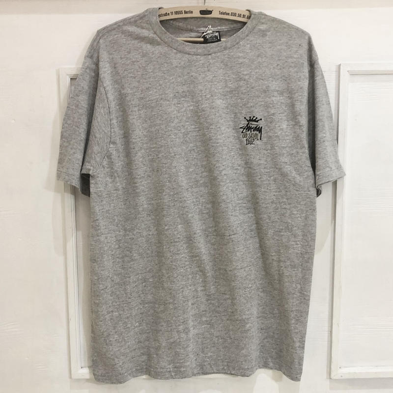 【OLD STUSSY】80s dead stock S/S tee