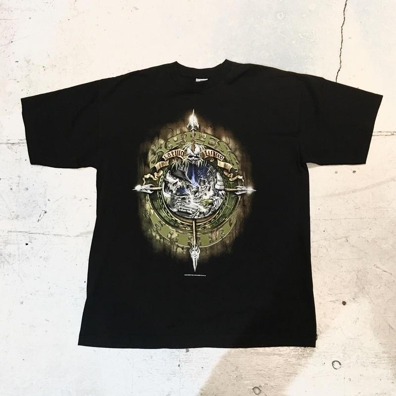 """CYPRESS HILL"" '95s S/S Tシャツ"