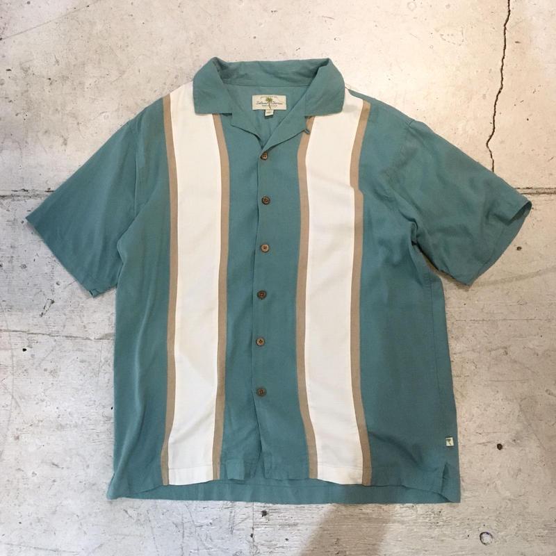 アロハ シルクシャツ