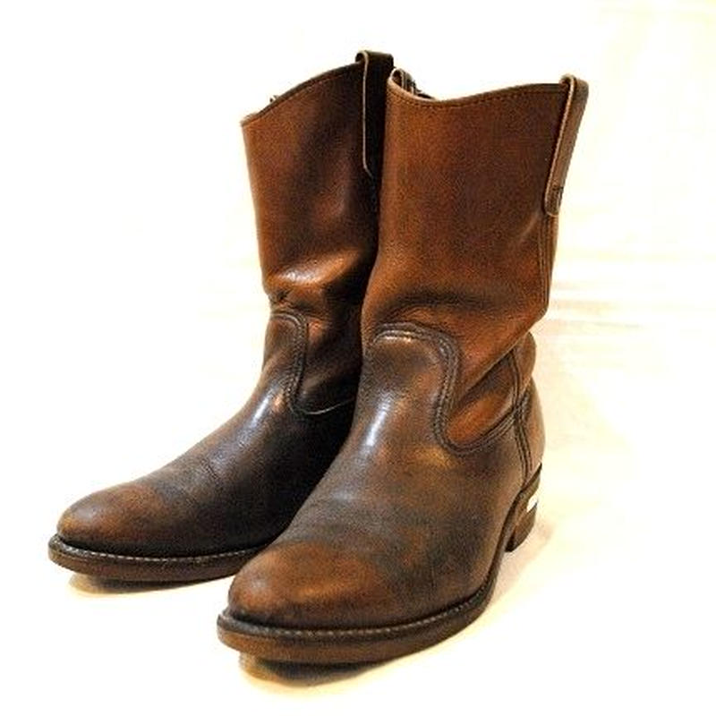 ''RED WING'' Pecos Boots