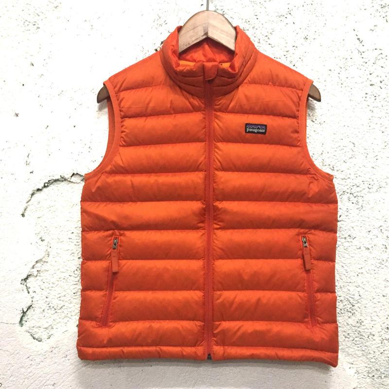 """patagonia"" down vest"