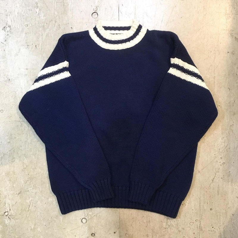 【OLD GAP】コットンニットセーター