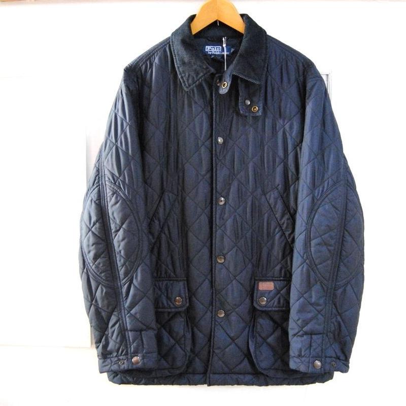 【POLO Ralph Lauren】Quilting Jacket