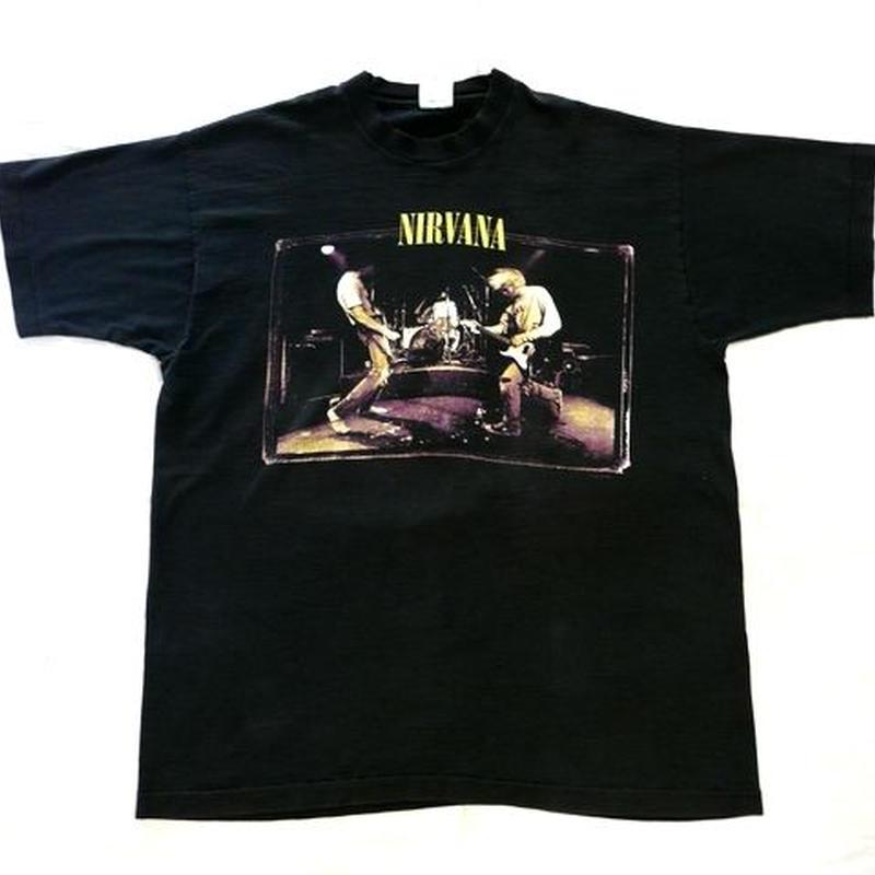 "90's ""NIRVANA"" T-shirts"