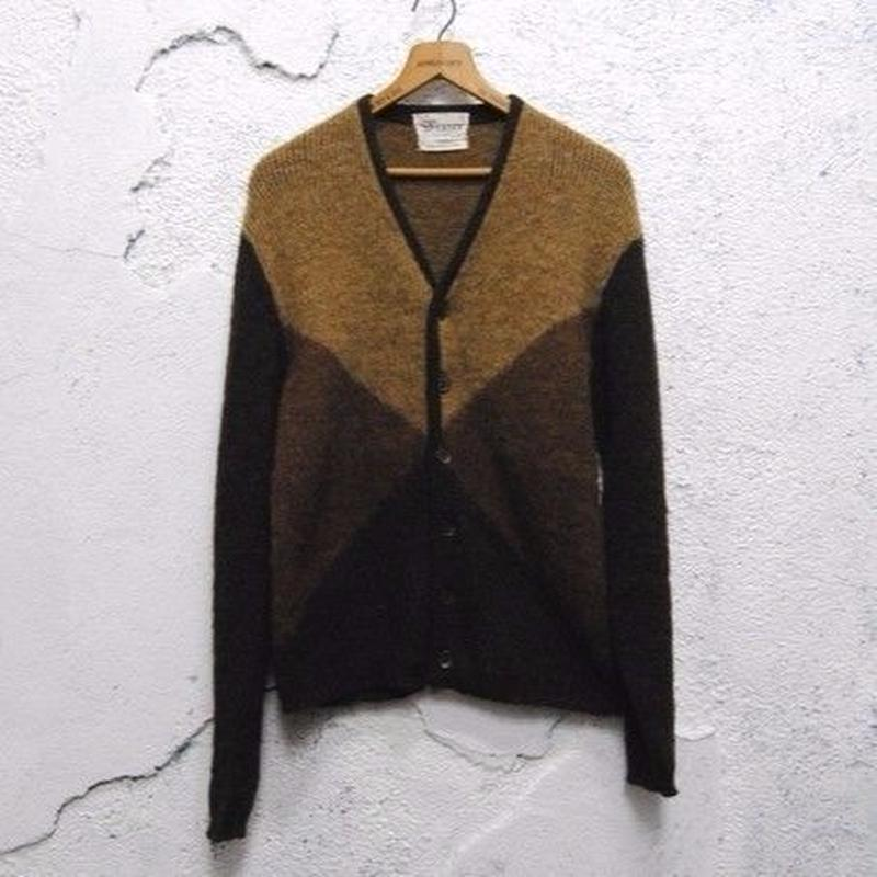 60s Mohair Knit Cardigan