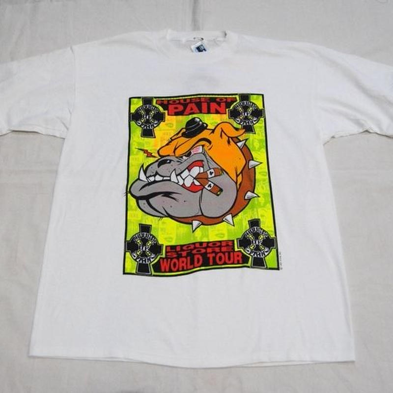 ''HOUSE OF PAIN'' 93s S/S Tシャツ