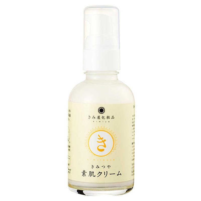 [単品] きみつや 素肌クリーム60g|きみ屋化粧品