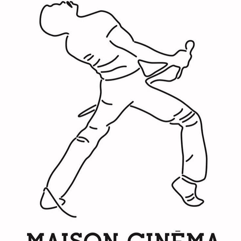 【MAISON CINEMA】ボヘミアン Tee