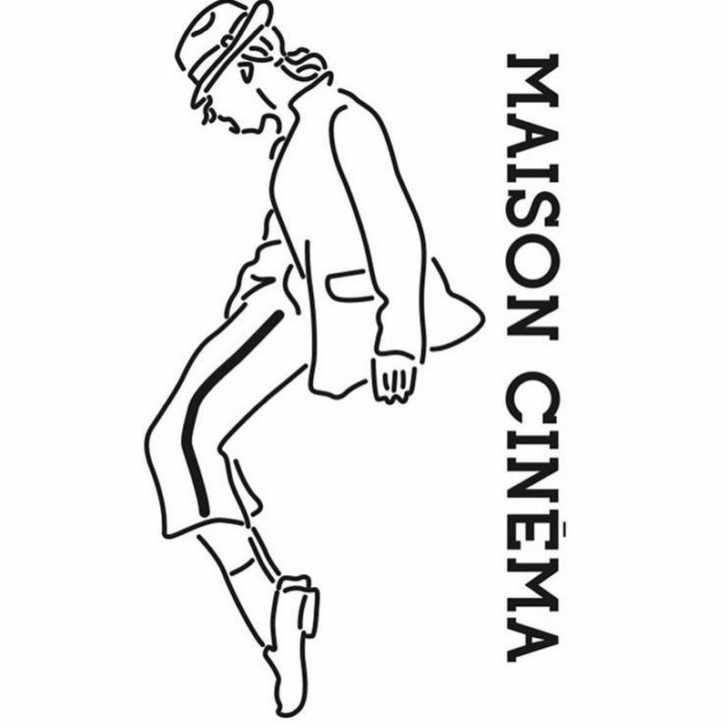 【MAISON CINEMA】THIS IS IT KIDS Tee
