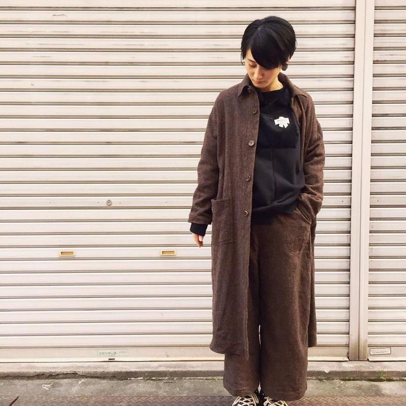 【 OMNIGOD 】Stores coat