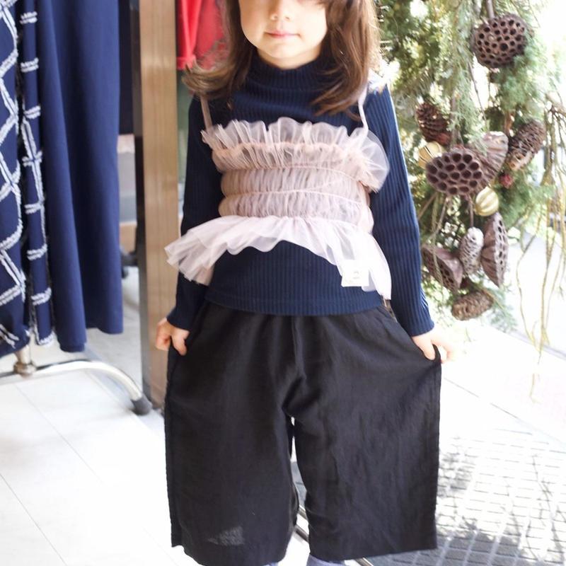 【 UNIONINI 】linen big pants