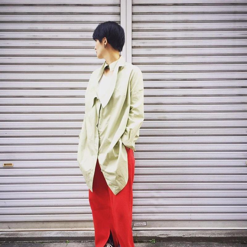 【Akihide Nakachi 】ftob Shirts