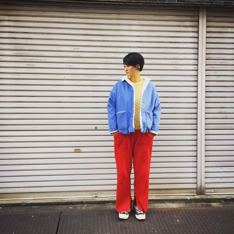 【 MARU TO 】Jacket DENIM