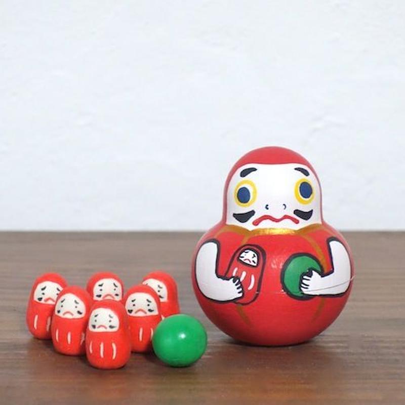 だるまボウリング Dharma Bowling