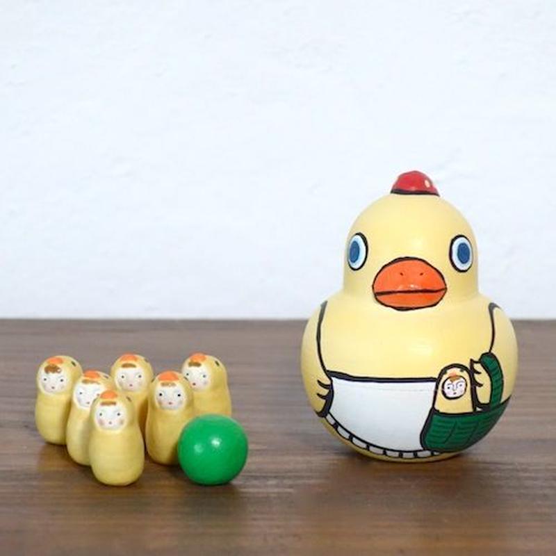 ひよこボウリング Chick Bowling