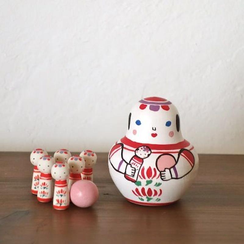 こけしボウリング Kokeshi Bowling