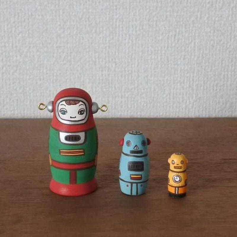 MATRYOSHKA 3sets ロボット Robot