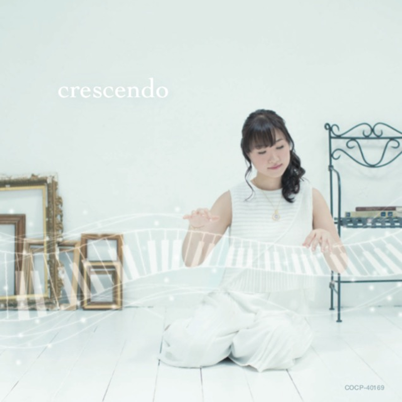 ★特典付き★1st Album『crescendo』