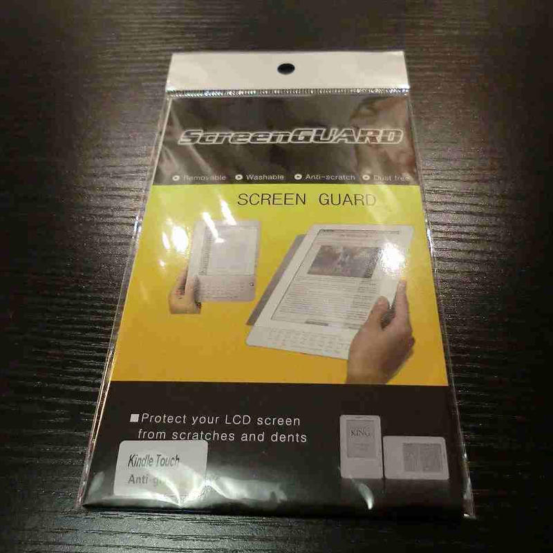 kindle paperwhite用 保護フィルム