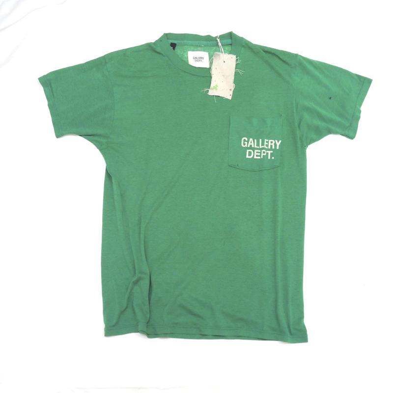 GALLERY DEPT.  Logo tee sz S