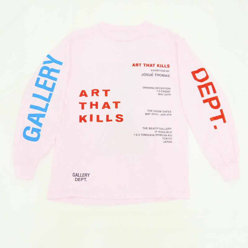 GALLERY DEPT.  ART THAT KILLS Limited Tee