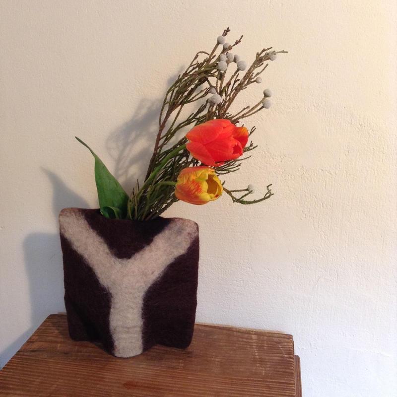 花瓶カバー「Y」